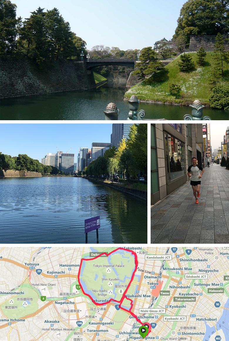 courir au palais à tokyo