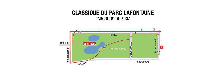 parcours classic parc lafontaine