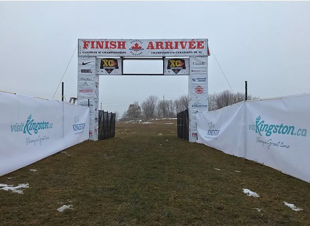 arrivee cross kingston