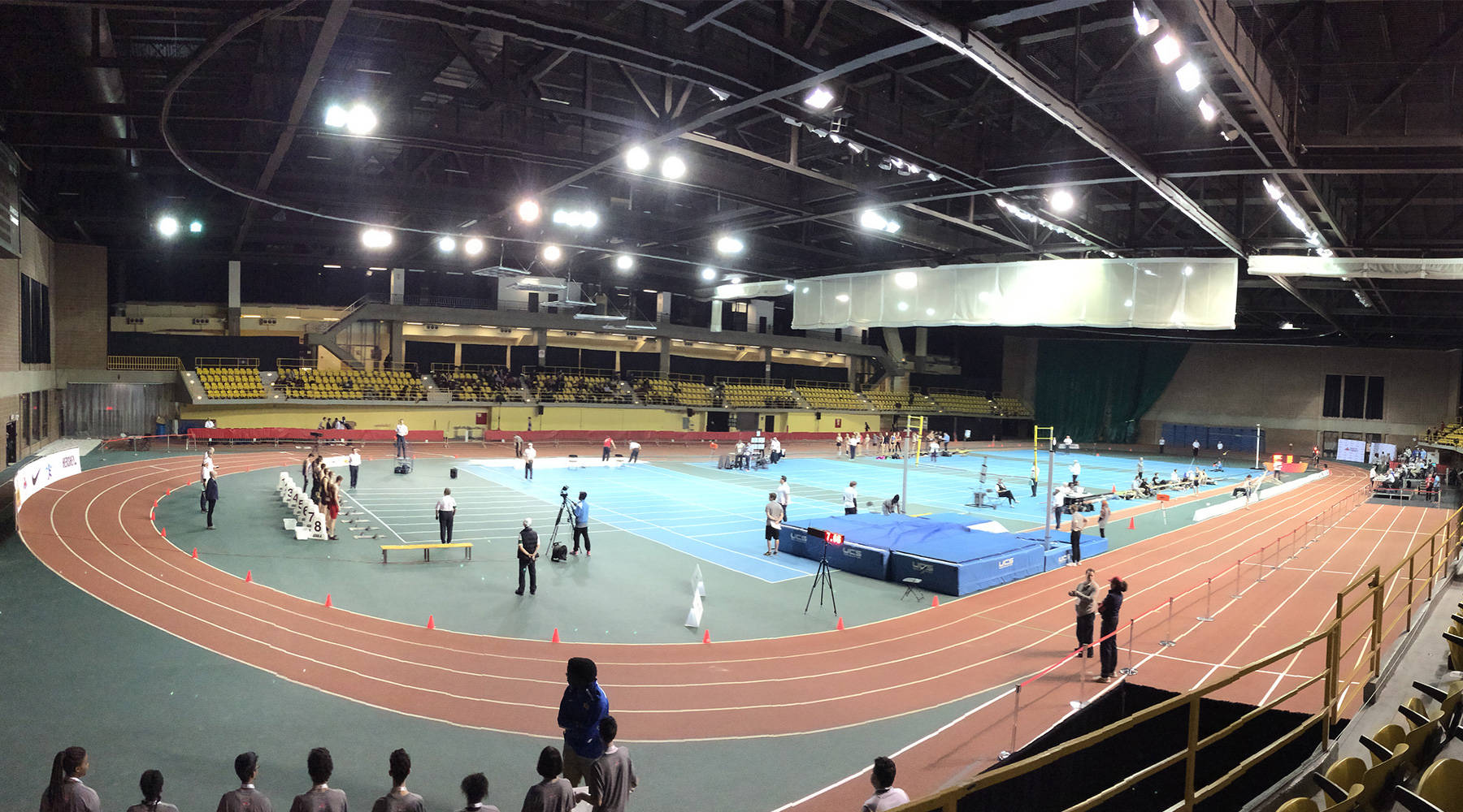 championnats canadiens indoor 2016
