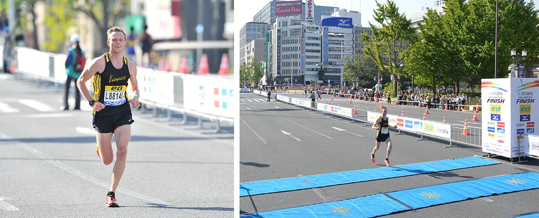 arrivee challenge run osaka 2016