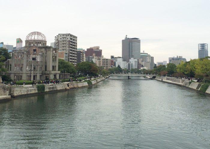 courir à hiroshima