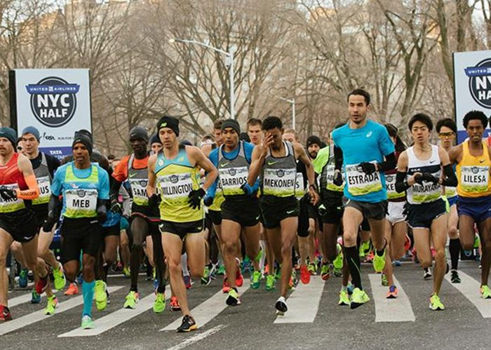 nyc united half marathon 2017